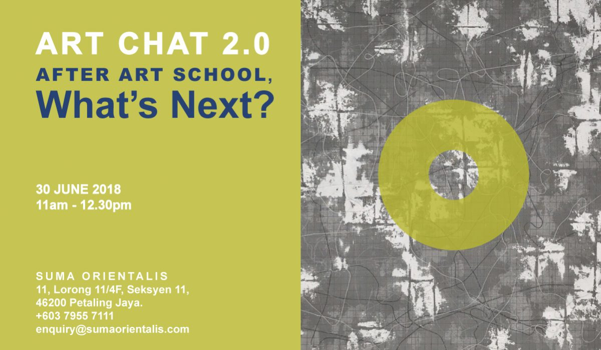 Art Chat 2.0 After Art School, What's Next #Final