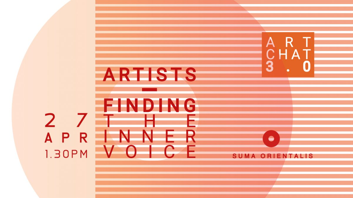 art chat 3.0 artist finding the inner voice