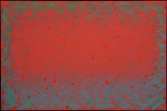Kelahiran Nusantara, 2006, 200 x 300cm, Acrylic on canvas