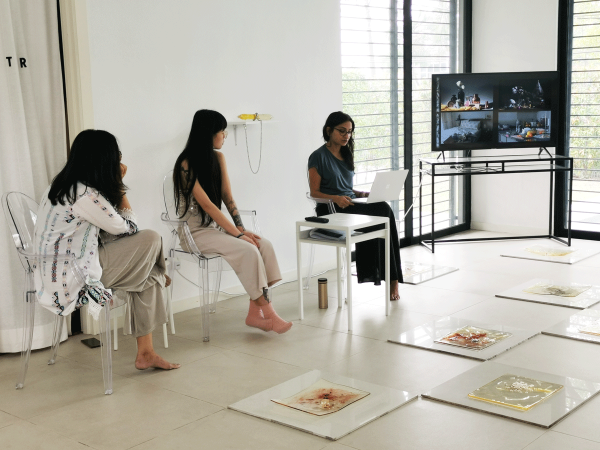 Artists's Talk: Wong Xiang Yi, Lith Ng Yee Leng and Dipali Gupta